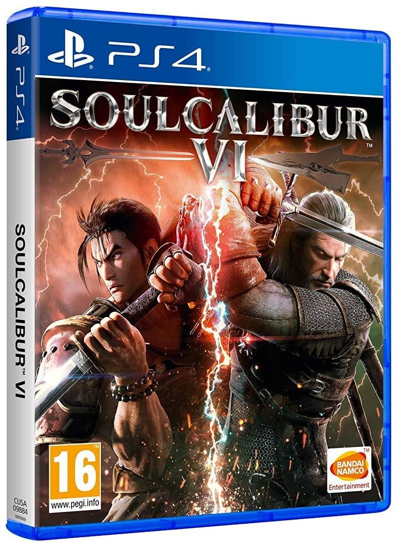 Soul Calibur VI (PS4) - £13.85 delivered @ Base