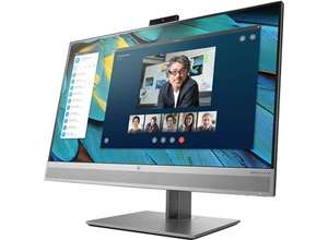 """HP EliteDisplay E243m 23.8"""" FHD Monitor with Pop-up Webcam & Audio £214.80 at HP Shop"""