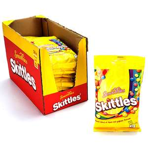 18 x Skittles Smoothies Limited Edition Sweets 95g Packs £12 @ Yankee Bundles