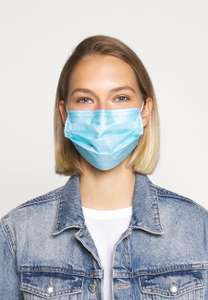 5 pack disposable mask - Community mask Net profit generated from the sale of this item will be donated to charity £6.99 delivered @Zalando