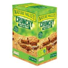 Nature Valley Oats & Honey Crunchy Granola Bar 40 x 42g £5.95 @ Costco