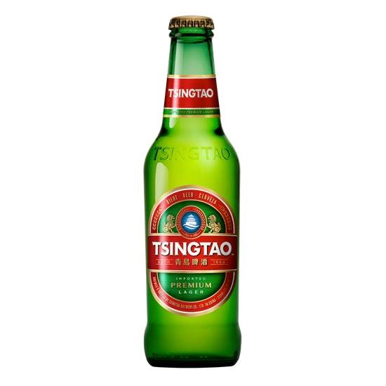 Tsingtao Lager 330ml Home Bargains 79p