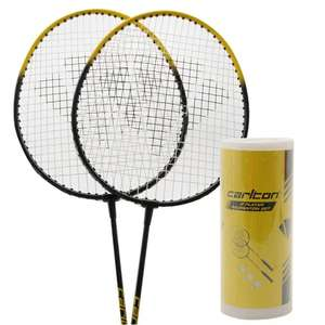 Carlton 2 Player Badminton Set delivered with code for £12.99 from House of Fraser