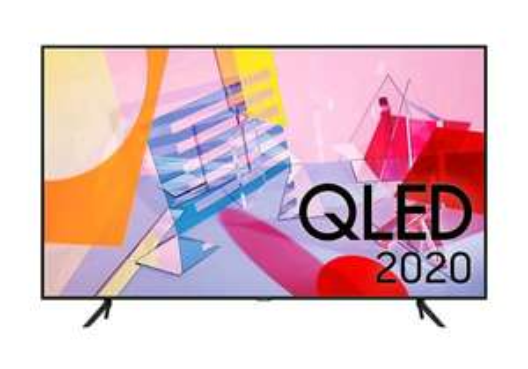 """SAMSUNG QE55Q60TA 55"""" Smart 4K Ultra HD HDR QLED TV + 5 Year Warranty - £799 @ RGB Direct"""