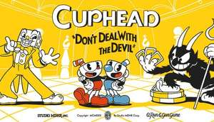 Cuphead (PC) £11.24 @ Humble Bundle