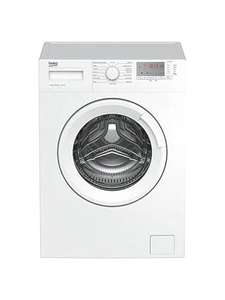Beko WTG721M1W Freestanding Washing Machine, 7kg Load, A+++ Energy Rating, 1200rpm Spin £189.99 delivered at John Lewis & Partners
