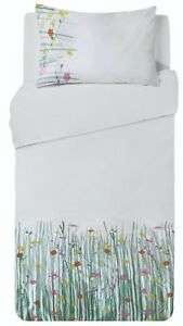 Summer Meadow Print Single Bedding Set £7.99 @ Argos / Ebay
