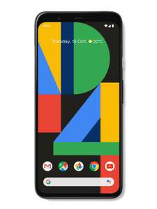 Pixel 4 XL - Three - 30gb data - £36 a month for 24 months and £36 upfront (£900 Total)