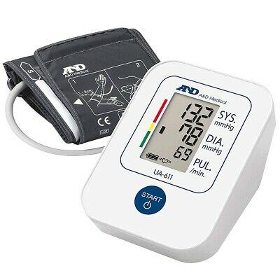A&D Medical UA611 Digital Blood Pressure Monitor 30 Memory - £15.99 Delivered @ 7dayshop/ ebay