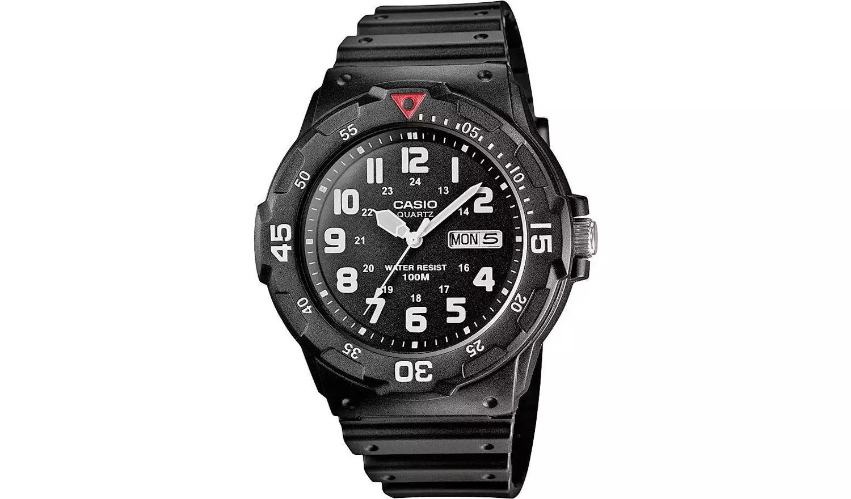 Casio Men's Black Resin Strap Watch £13.94 delivered @ Argos