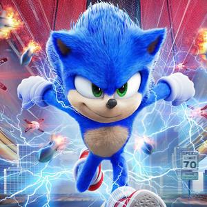 Sonic The Hedgehog 4K Digital Film Download £7.99 @ iTunes