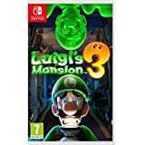 Luigi's Mansion 3 - Nintendo Switch (Italy Version) Used - Very Good £31.67 @ Amazon Warehouse
