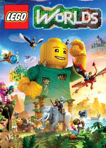 Lego Worlds (PC / Steam) - £3.44 @ Instant Gaming