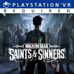 The Walking Dead: Saints & Sinners [PS4 PSVR] £21.37 @ PlayStation PSN Turkey (Using Revolut Disposable Virtual VISA Card)