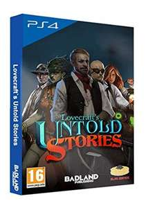 Lovecraft's Untold Stories: Collector's Edition (PS4) £12.85 Delivered @ Base