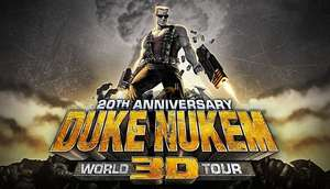 [Steam] Duke Nukem 3D: 20th Anniversary World Tour (PC) - £1.49 / £1.19 with Humble Choice @ Humble Bundle
