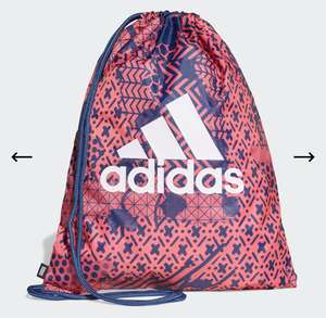 Adidas Gym Sack now £7.25 free delivery with creators club @ Adidas