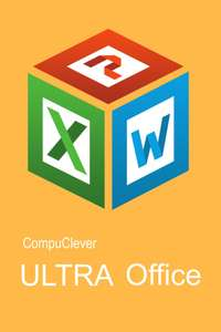 Ultra Office by CompuClever Free Word, Spreadsheet, Slide & PDF Compatible @ Microsoft Store