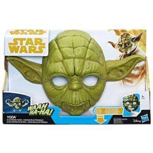 Star Wars Electronic Yoda Mask £8.99 delivered @ BargainMax