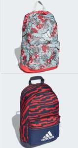 Kids Adidas Classic Backpack Now £12.29 (Two Designs available) @ Adidas