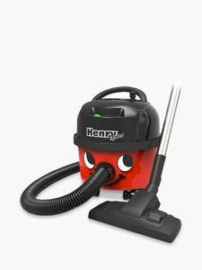 Numatic Henry Plus Vacuum Cleaner - (Full 9L Size) - £119.99 delivered @ John Lewis & Partners