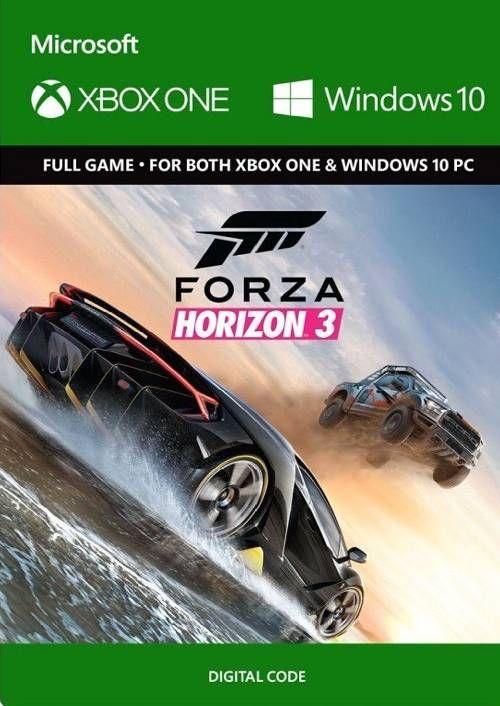 Forza Horizon 3 Xbox One/PC (UK) - £8.99 @ CDKeys