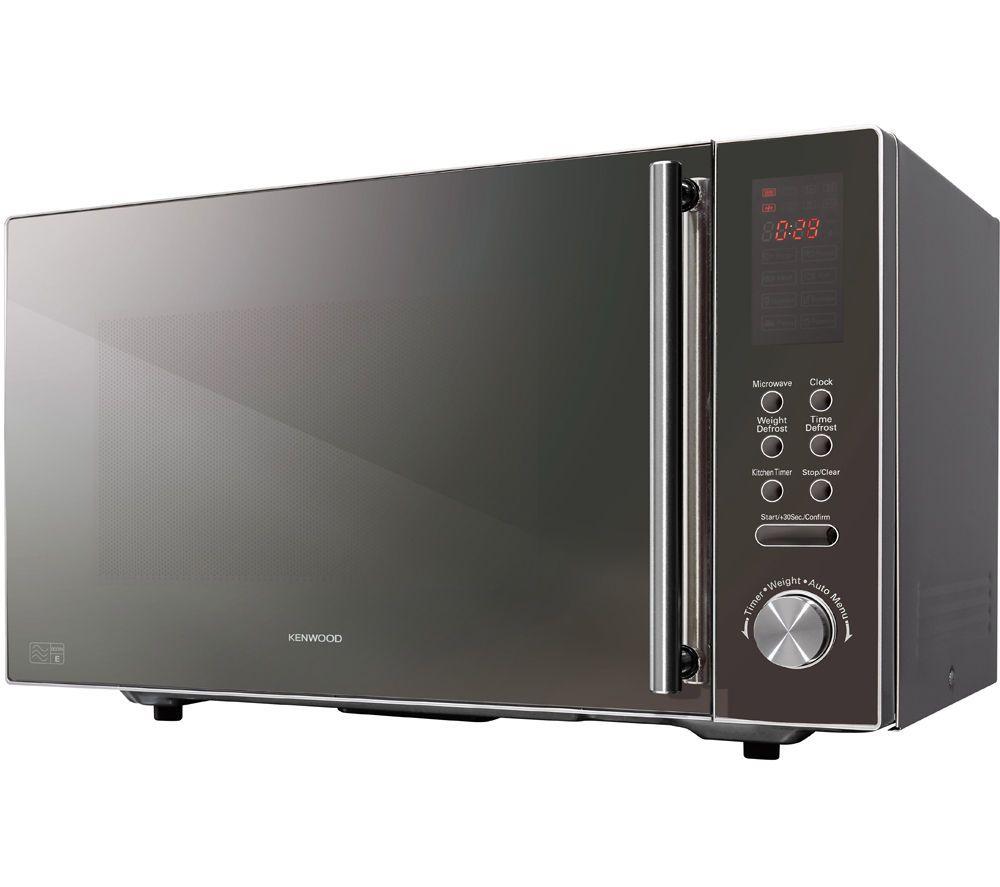 KENWOOD K25MMS14 900W Solo Microwave - Silver - Damaged Box - Currys ebay - £67.99
