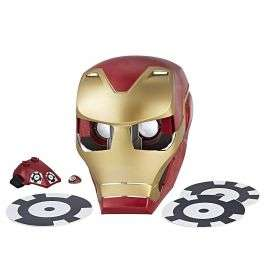 Marvel Avengers Infinity War Hero Vision Iron Man AR Experience Helmet Mask £9.99 Delivered Free From BargainMax
