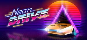 Neon Drive £1.04 at Steam Store