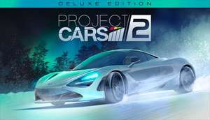 [Steam] Project Cars 2 Deluxe Edition (PC) - £10.49 @ Fanatical