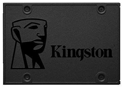"Kingston A400 SSD SA400S37/960G - Internal Solid State Drive 2.5"" SATA 960 GB - £89.98 @ Amazon"