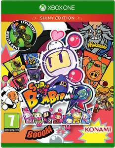 Super Bomberman R - Shiny Edition (Xbox One) £9.95 delivered @ The Game Collection