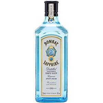Bombay Sapphire Gin, 70 cl £18 @ Amazon (+£4.49 Non-prime)