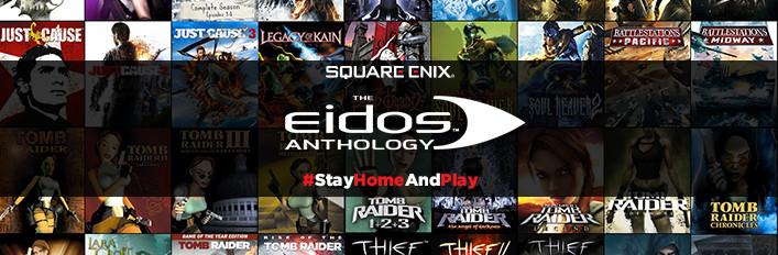 Square Enix Eidos Anthology (Steam) £28.38 @ Steam Store