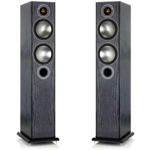 Monitor Audio Bronze 5 Floor Standing speakers £349 @ Peter Tyson
