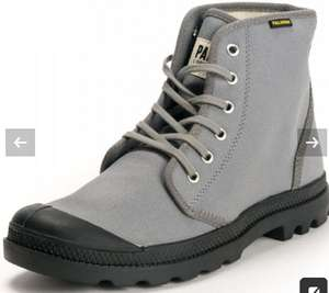 Mens' PALLADIUM Pampa Hi Originale sizes 8, 9, and 11 @ Country House Outdoor £39 delivered (8.25% TCB)