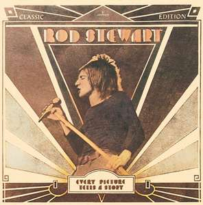 Rod Stewart - Every Picture Tells A Story Vinyl & MP3 £12.54 Delivered with Code @ Recordstore