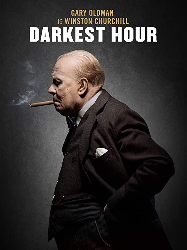 Darkest Hour 4K UHD - £1.99 (Rental) Amazon Prime Video