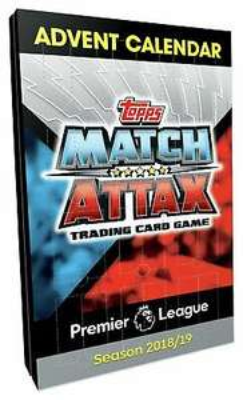 Topps Match Attax 18/19 Advent Calendar £3.99 delivered @ Argos eBay