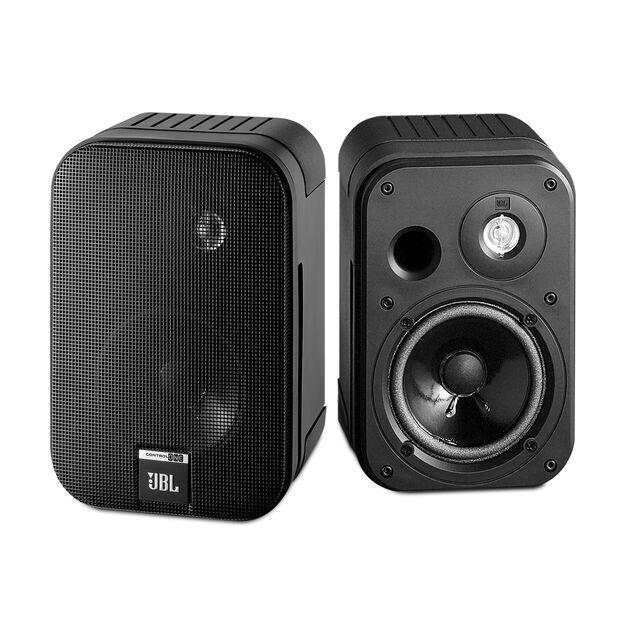 """JBL Control One 2-Way, 100mm (4"""") Bookshelf Speaker - £63.99 delivered @ JBL Shop"""