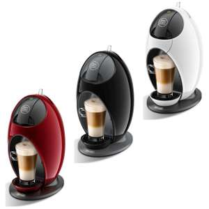 Dolce Gusto by De'Longhi Jovia (Red, Black, White) for £28.49 delivered @ Currys eBay - discount applied at checkout