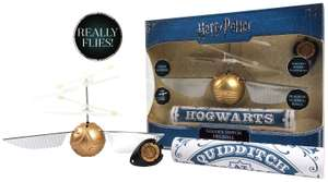 Harry Potter Flying Snitch Heliball toy £7.50 + £3.95 delivery @ Argos