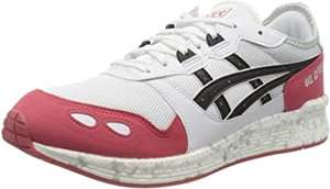 ASICS Men's Hypergel-Lyte Low-Top Sneakers, White - £16.80 / £20.75 delivered @ Asics Shop