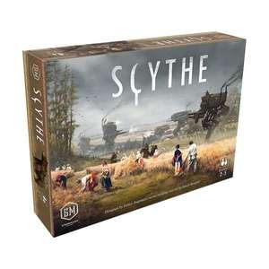Scythe Board Game - £53.95 delivered @ Chaos Cards