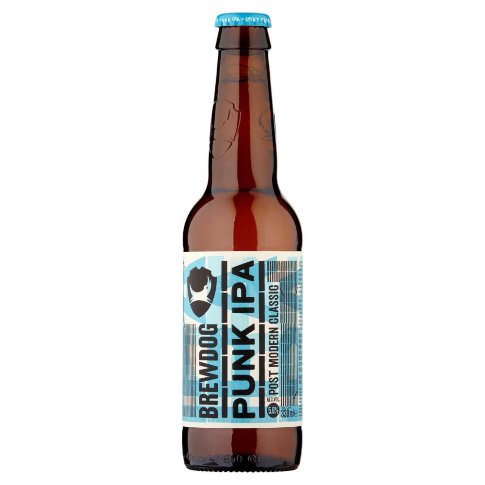Punk IPA 330ml bottles at Iceland (Dartford) 90p