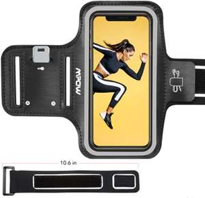 Mpow Running Armband for iPhone 8/ 7/ 6S/ 6 & Phones Up to 5.8'' £5.94 lightning deal (+£4.49 non-Prime) - Sold by Mpow Store / FBA @ Amazon