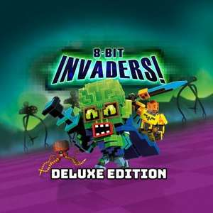 [PS4] 8-Bit Invaders! Deluxe Edition - 99p with PS Plus @ PlayStation Store