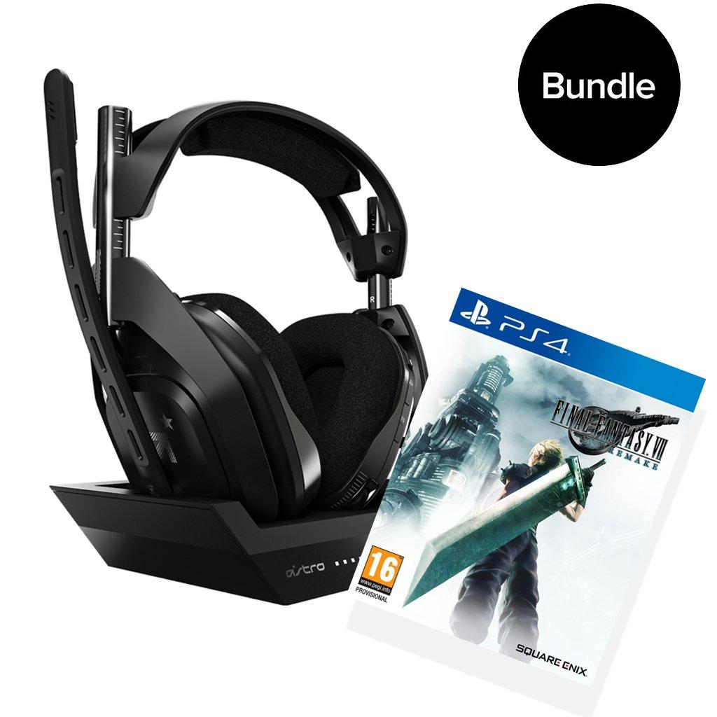 Astro A50 Gen 4 wireless (PC/PS4) + Final Fantasy VII Remake (PS4) 26% off - £259 @ Coolshop