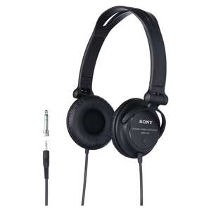 Sony Mdv V150 Dj On Ear Headphones Black - £15 @ Tesco (Min basket £40 + up to £4 delivery)