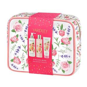 Yardley 75% off sale (Free Delivery for orders above £30)